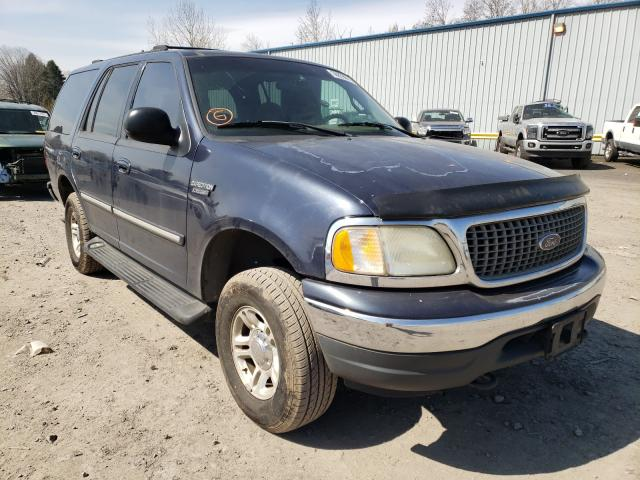 Salvage cars for sale at Portland, OR auction: 2001 Ford Expedition