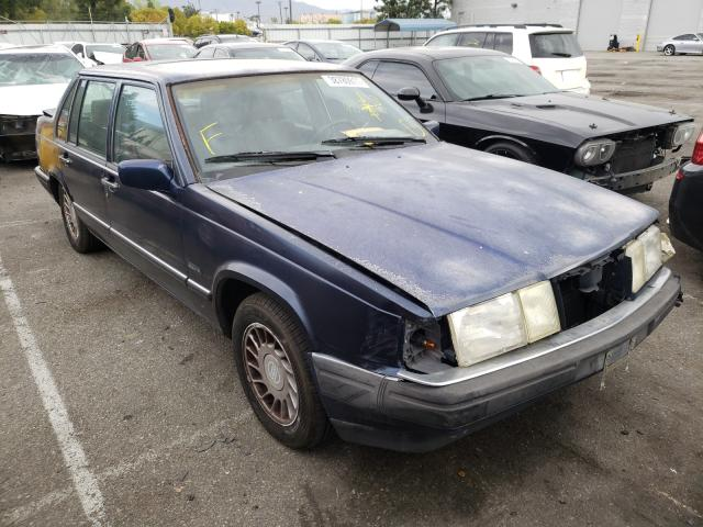 Salvage cars for sale from Copart Rancho Cucamonga, CA: 1994 Volvo 960