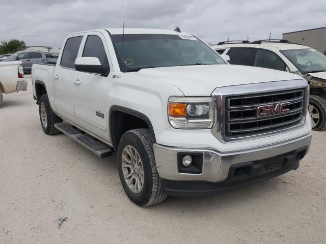 Salvage cars for sale from Copart San Antonio, TX: 2014 GMC Sierra C15