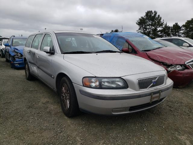 Salvage cars for sale from Copart Vallejo, CA: 2004 Volvo V70