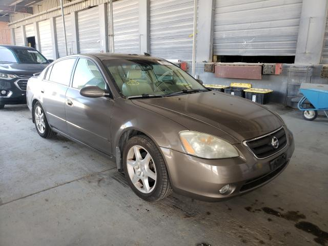 Nissan salvage cars for sale: 2003 Nissan Altima SE