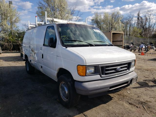 2006 Ford Econoline en venta en Baltimore, MD