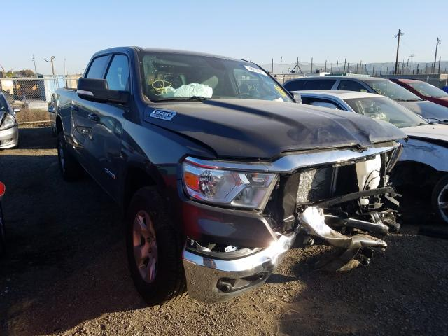Salvage cars for sale from Copart San Martin, CA: 2021 Dodge RAM 1500 BIG H