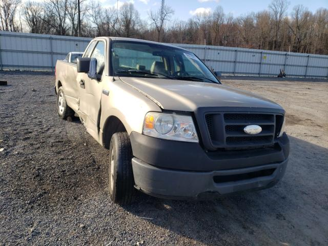 Ford F-150 salvage cars for sale: 2007 Ford F-150
