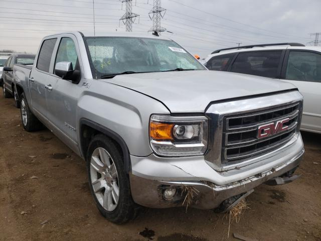 Salvage cars for sale from Copart Elgin, IL: 2014 GMC Sierra K15