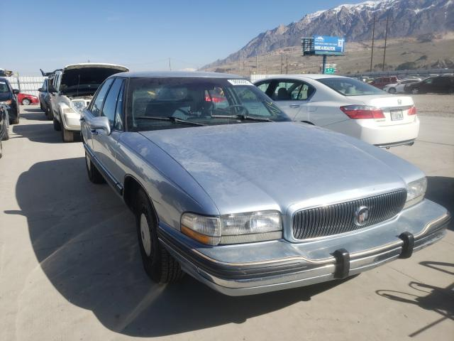 Salvage cars for sale from Copart Farr West, UT: 1996 Buick Lesabre