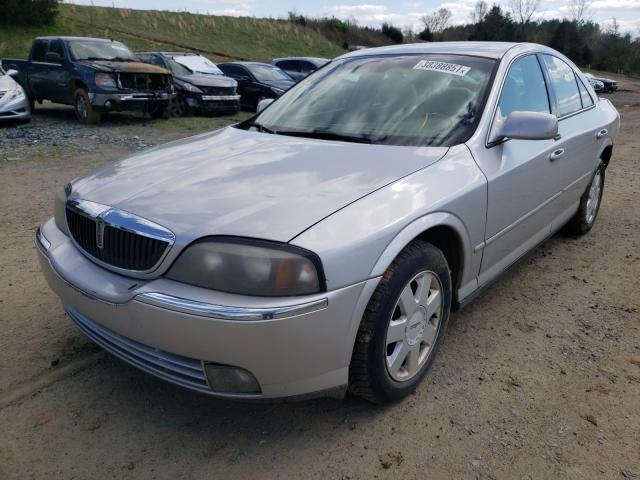 2004 LINCOLN  LS SERIES