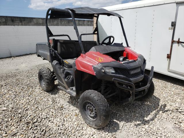 Salvage cars for sale from Copart Homestead, FL: 2013 Honda ATV