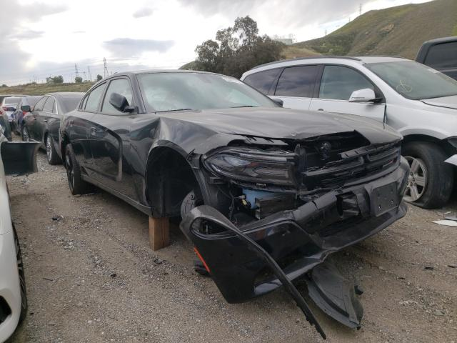Salvage cars for sale from Copart Colton, CA: 2020 Dodge Charger SX