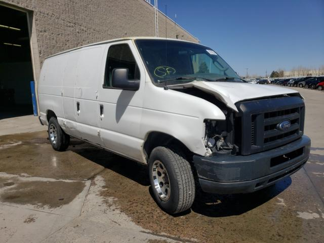 Salvage cars for sale from Copart Littleton, CO: 2008 Ford Econoline