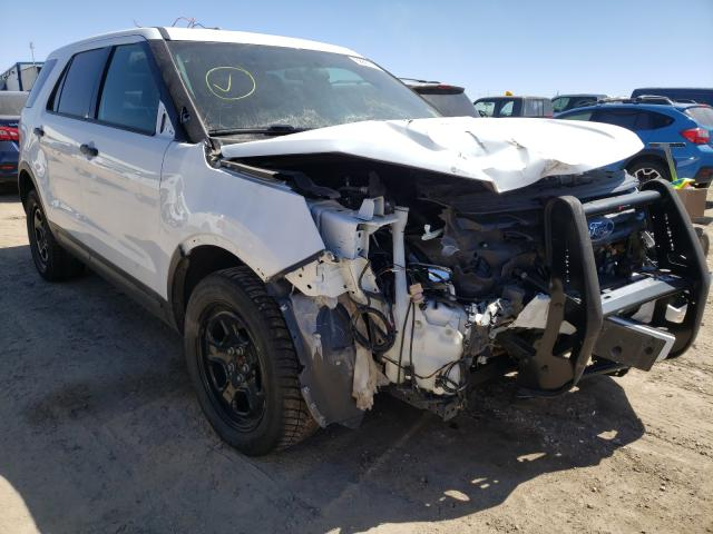 Vehiculos salvage en venta de Copart Brighton, CO: 2018 Ford Explorer P