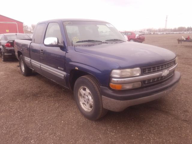 Salvage cars for sale from Copart Ontario Auction, ON: 1999 Chevrolet Silverado