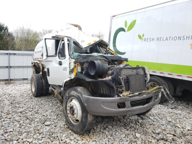 Salvage cars for sale from Copart Hurricane, WV: 2007 International 4000 4300