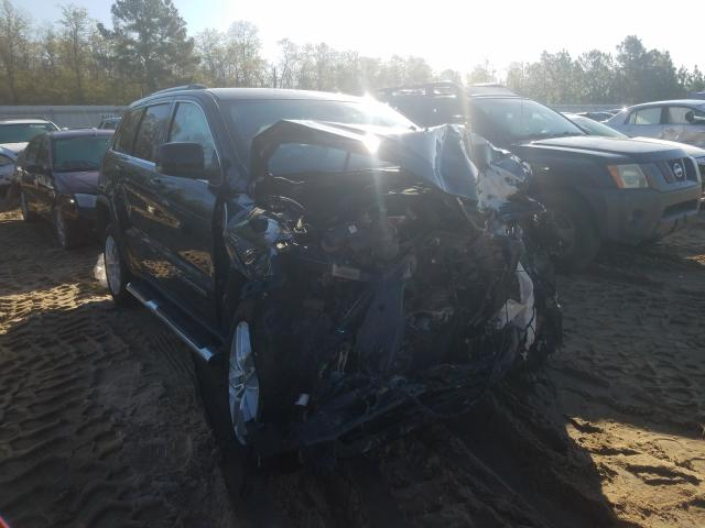 Salvage cars for sale from Copart Gaston, SC: 2018 Jeep Grand Cherokee