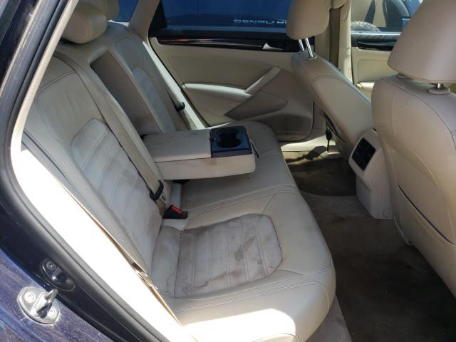 2014 Volkswagen PASSAT | Vin: 1VWCM7A37EC055535