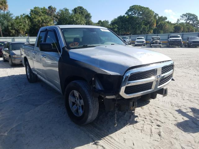 Salvage cars for sale from Copart Fort Pierce, FL: 2010 Dodge RAM 1500