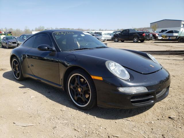 Porsche 911 New GE salvage cars for sale: 2007 Porsche 911 New GE
