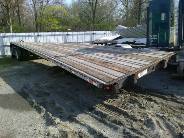 Great Dane Trailer salvage cars for sale: 2008 Great Dane Trailer