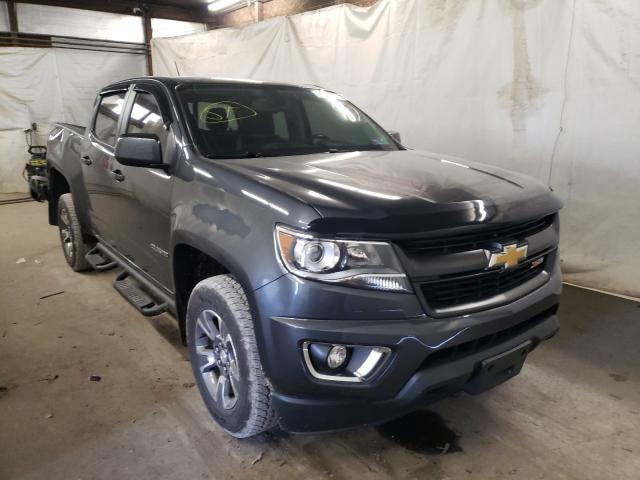 2017 CHEVROLET COLORADO Z 1GCGTDEN3H1163443