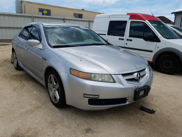 Salvage cars for sale from Copart Kapolei, HI: 2006 Acura 3.2TL