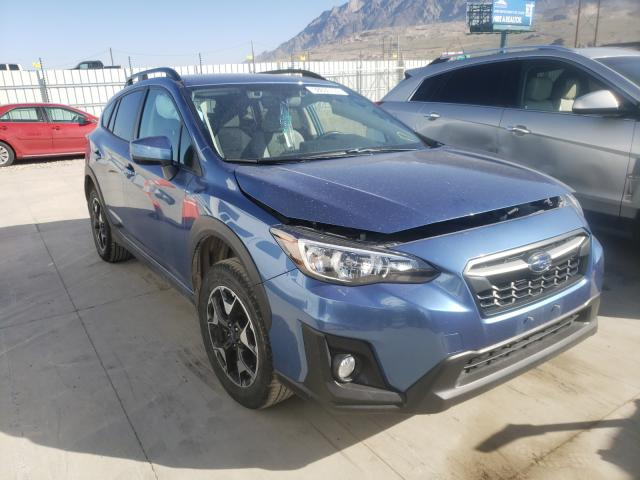 Salvage cars for sale from Copart Farr West, UT: 2020 Subaru Crosstrek