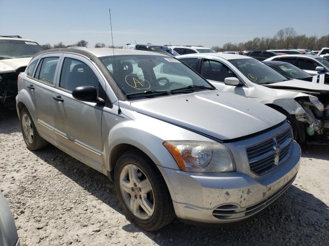 Salvage cars for sale from Copart Wichita, KS: 2007 Dodge Caliber SX
