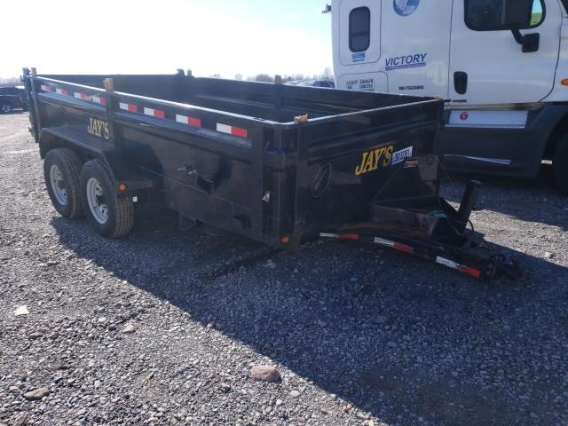 Salvage cars for sale from Copart Central Square, NY: 2016 Fruehauf Trailer