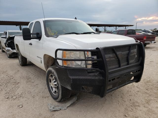 Salvage cars for sale from Copart Temple, TX: 2008 Chevrolet Silverado