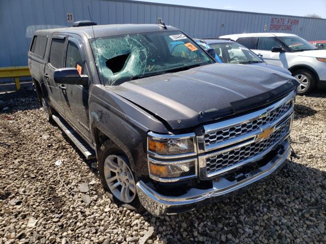 2015 Chevrolet Silverado en venta en Cudahy, WI