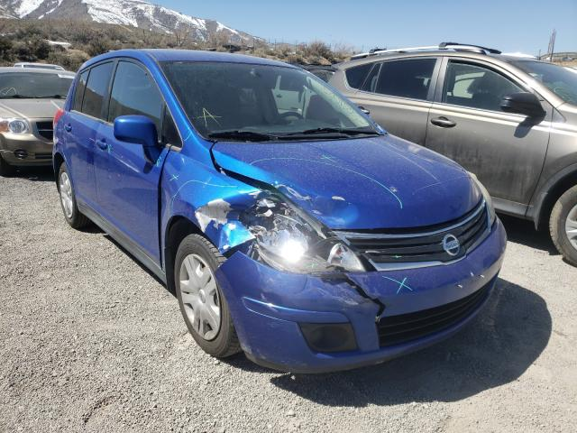Salvage cars for sale from Copart Reno, NV: 2012 Nissan Versa S