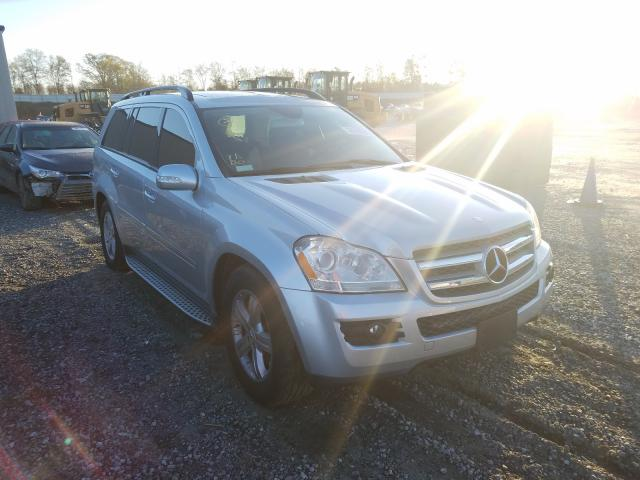 2007 Mercedes-Benz GL 450 4matic for sale in Spartanburg, SC