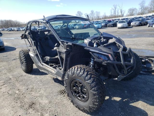 Salvage motorcycles for sale at Grantville, PA auction: 2020 Can-Am Maverick X
