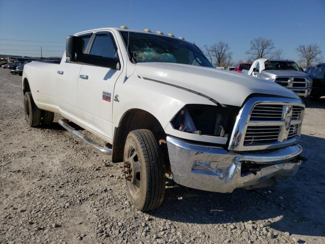 Salvage cars for sale from Copart Louisville, KY: 2011 Dodge RAM 3500