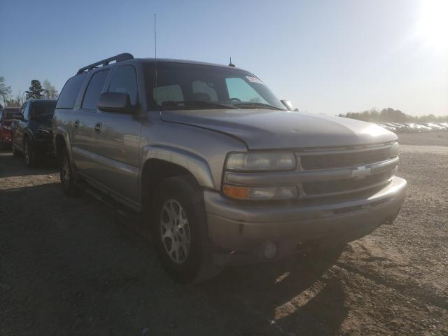 Chevrolet salvage cars for sale: 2002 Chevrolet Suburban K