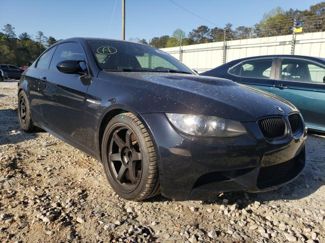 Salvage cars for sale from Copart Ellenwood, GA: 2011 BMW M3