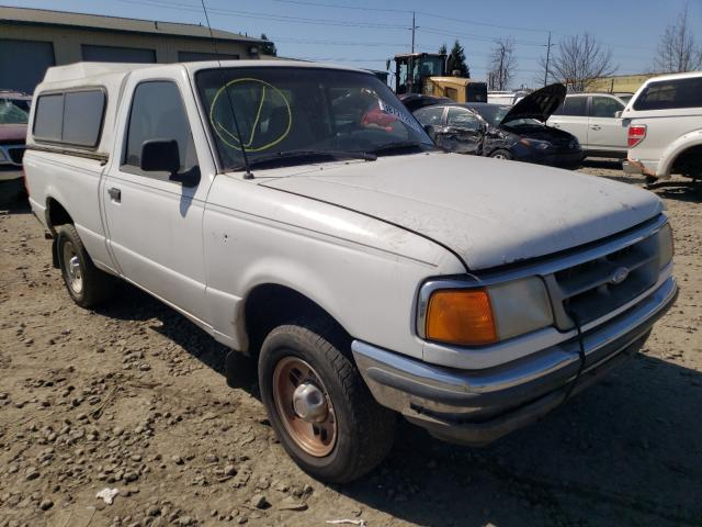 Ford Ranger salvage cars for sale: 1996 Ford Ranger