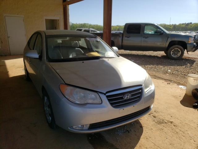 Salvage cars for sale from Copart Tanner, AL: 2008 Hyundai Elantra GL