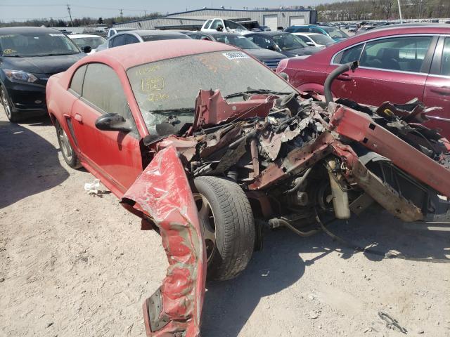 2002 Ford Mustang en venta en Oklahoma City, OK