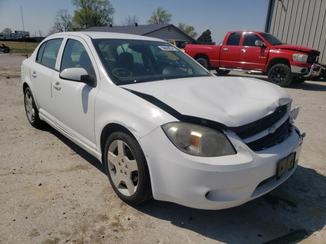 Salvage cars for sale from Copart Sikeston, MO: 2010 Chevrolet Cobalt 2LT