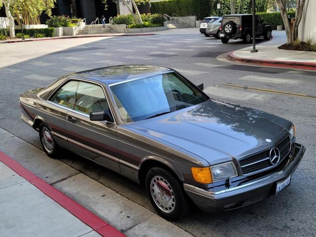 1987 Mercedes-Benz 560 SEC for sale in Bakersfield, CA