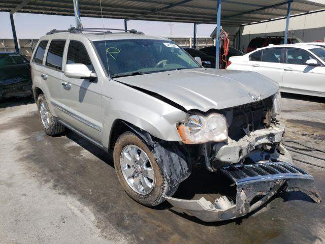 Salvage cars for sale from Copart Anthony, TX: 2010 Jeep Grand Cherokee