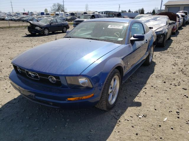 FORD MUSTANG 2007 1