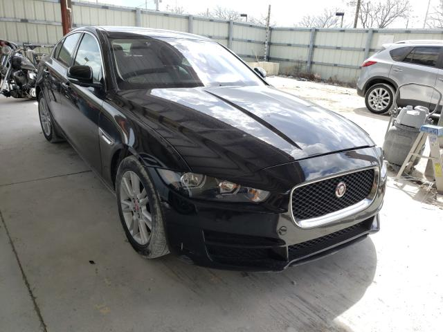 Salvage cars for sale from Copart Homestead, FL: 2017 Jaguar XE Premium