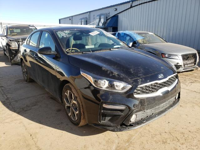 KIA salvage cars for sale: 2020 KIA Forte GT