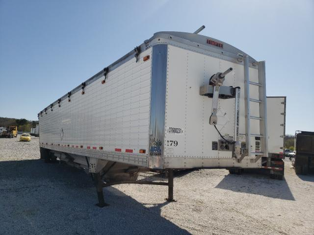 Timpte salvage cars for sale: 2012 Timpte Hopper TRL