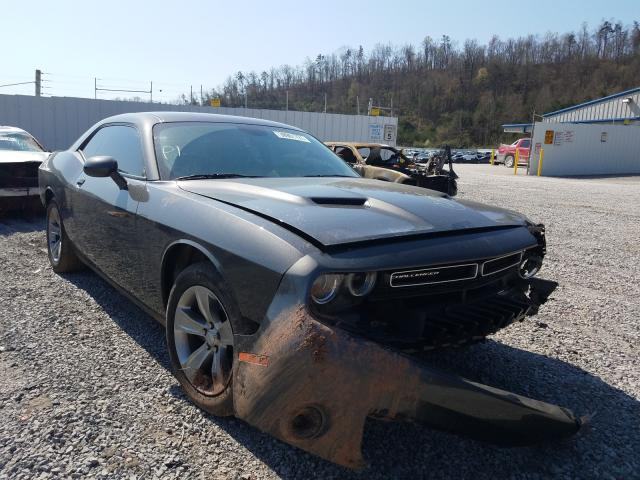 Salvage 2019 DODGE CHALLENGER - Small image. Lot 38961721