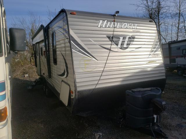 Hideout salvage cars for sale: 2016 Hideout Trailer