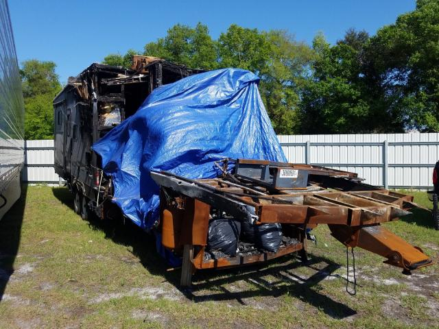 Forest River Piper salvage cars for sale: 2015 Forest River Piper