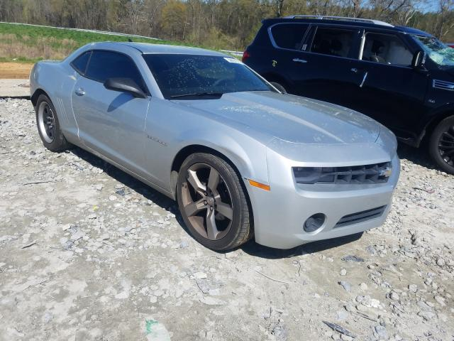 Salvage cars for sale from Copart Cartersville, GA: 2012 Chevrolet Camaro LS