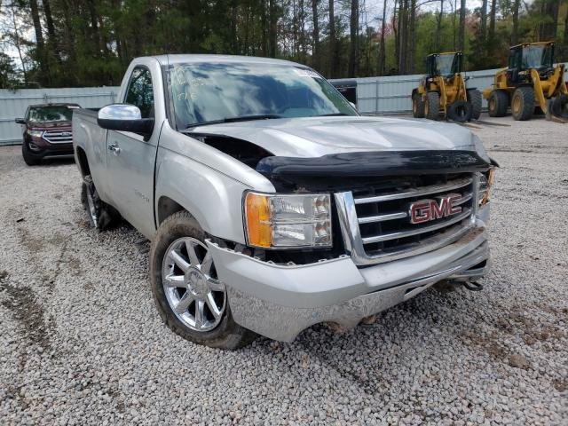 Salvage cars for sale from Copart Knightdale, NC: 2012 GMC Sierra C15